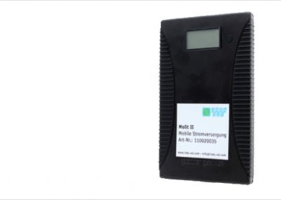 Mobile power supply unit MoSt II
